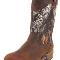 Rocky Men's Aztec Hunting Boot,Brown/Mossy Oak Breakup,12 M US