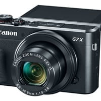 Advanced Cameras | PowerShot G7 X Mark II | Canon USA