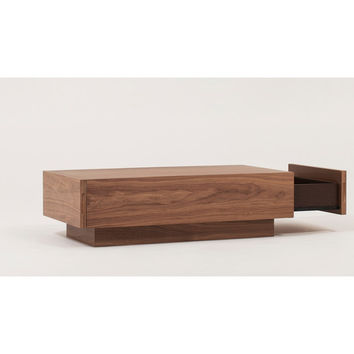 The Slab Coffee Table With Storage