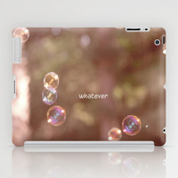 whatever iPad Case by Marianna Tankelevich