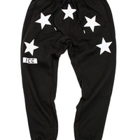 FCC GIVENCHY INSPIRED SWEATPANTS IN BLACK