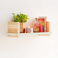 Adrian Wooden Shelf | Urban Outfitters