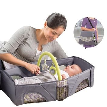Baby Cribs Bedding Travel bed Baby outdoor portable bed Multi-function baby portable travel Bad folding newborns small play bed