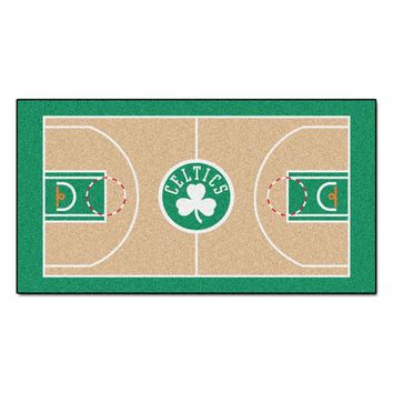 Boston Celtics NBA Large Court Runner (29.5x54)