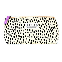 Ikonik Makeup Bag - Dotty Candy