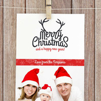 Personalised christmas cards, Customised christmas cards, family christmas cards, photo christmas cards, printable christmas card, xmas card
