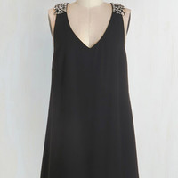 LBD Sleeveless Shift, Tent More to Love Dress