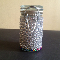 Bling Stash Jar