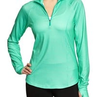 Women's Old Navy Active 1/4-Zip Jackets