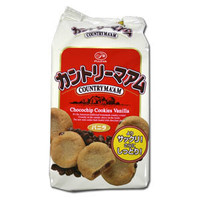 Fujiya Country Ma'am Soft Cookies -- Vanilla