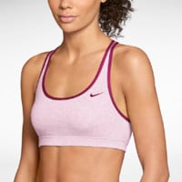 Nike Reversible Women's Sport Bra - Light Arctic Pink Heather