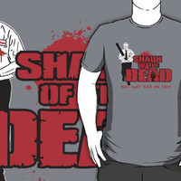 """You Got Red On You"" Shaun of the Dead by OBEY ZOMBIE"