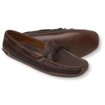 Men's Handsewn Slippers, Flannel-Lined: Slippers | Free Shipping at L.L.Bean