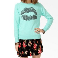 Lip Stain Sweater