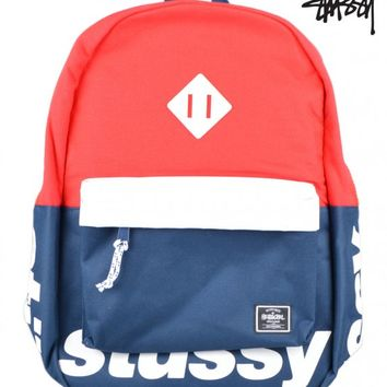 STUSSYSPORT SP15 BACKPACK - NAVY