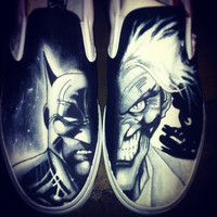 Custom Shoes Hats and Art by Hashtag7CustomShoes on Etsy