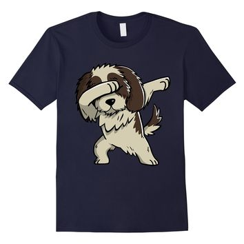 Dabbing Shih Tzu Funny Dog T Shirts - Birthday Gifts