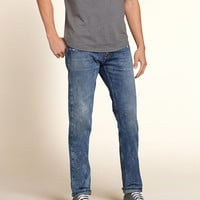 Hollister Slim Straight Zipper Fly Jeans
