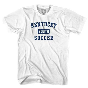 Kentucky Youth Soccer T-shirt