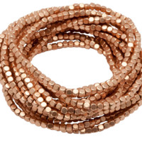Karine Sultan Beaded Stretch Bracelets
