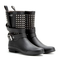 burberry brit - holloways embellished rain boots