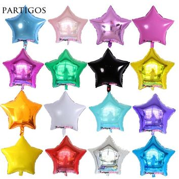 10pcs/lot 18inch Star Balloons