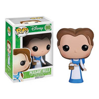 Beauty and the Beast Peasant Belle Pop! Vinyl Figure : Forbidden Planet