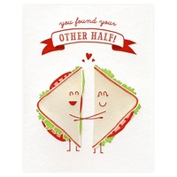 Other Half Card