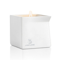 AFTERGLOW MASSAGE OIL CANDLE | Massages, Oils, Candles, Wax, Bourbon, Cucumber, Pink, Lotus | UncommonGoods