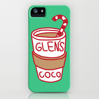 GLEN'S COCO iPhone & iPod Case by LookHUMAN