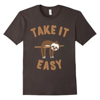 Take it Easy Funny Sloth T-Shirt