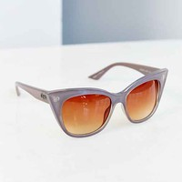Quay Modern Love Cat-Eye Sunglasses