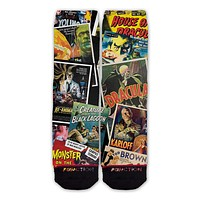 Function - Horror Movie Posters Fashion Socks