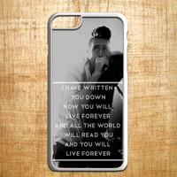 Bastille lyric quotes for iphone 4/4s/5/5s/5c/6/6+, Samsung S3/S4/S5/S6, iPad 2/3/4/Air/Mini, iPod 4/5, Samsung Note 3/4, HTC One, Nexus Case*IP*