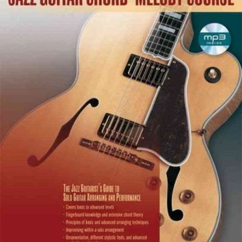 DCCKB62 Jody Fisher's Jazz Guitar Chord-Melody Course: The Jazz Guitarist's Guide to Solo Guitar Arranging and Performance