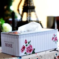Stylish Home Tissue Box [6034227137]