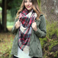 Blanket Scarf 7 Colors
