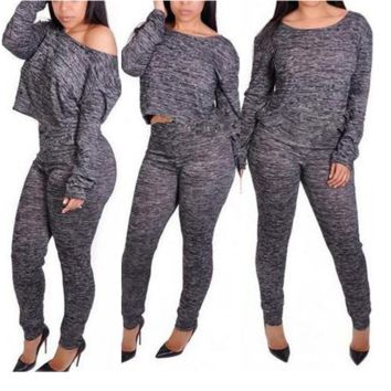 HOT LOOSE SHOW BODY TWO PIECE SUIT
