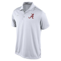 Nike Diamond Quest Elite (Alabama) Men's Polo Shirt Size Medium (White)