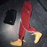 ADIDAS Alexander Wang x Adidas Drop Women Men Lover Casual Pants Trousers Sweatpants G-A-GHSY-1