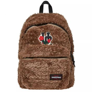 Undercover Faux Fur Backpack by Eastpak