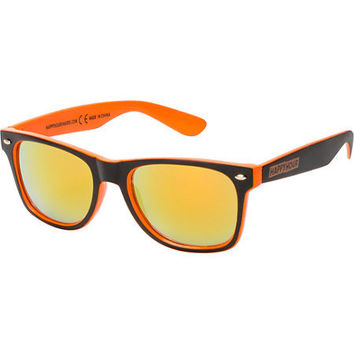 Happy Hour X Yelawolf Slumerican Black & Orange Sunglasses