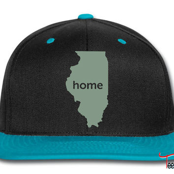 illinois home Snapback