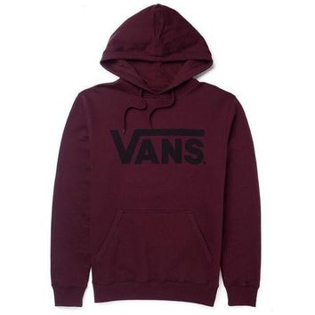 ESBON Vans Long Sleeve Pullover Sweatshirt Top Sweater