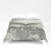 Wilderness in my heart Duvet Cover by HappyMelvin