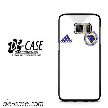 Bosnia Soccer Jersey DEAL-2048 Samsung Phonecase Cover For Samsung Galaxy S7 / S7 Edge