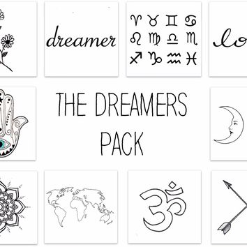 The Dreamers Pack