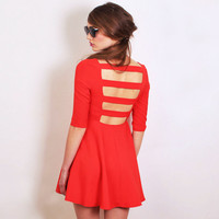 Red Alert Dress - sold out
