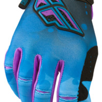 Kinetic Girl's Blue/Purple Glove
