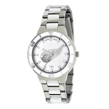 Detroit Red Wings NHL Pro Pearl Series Watch